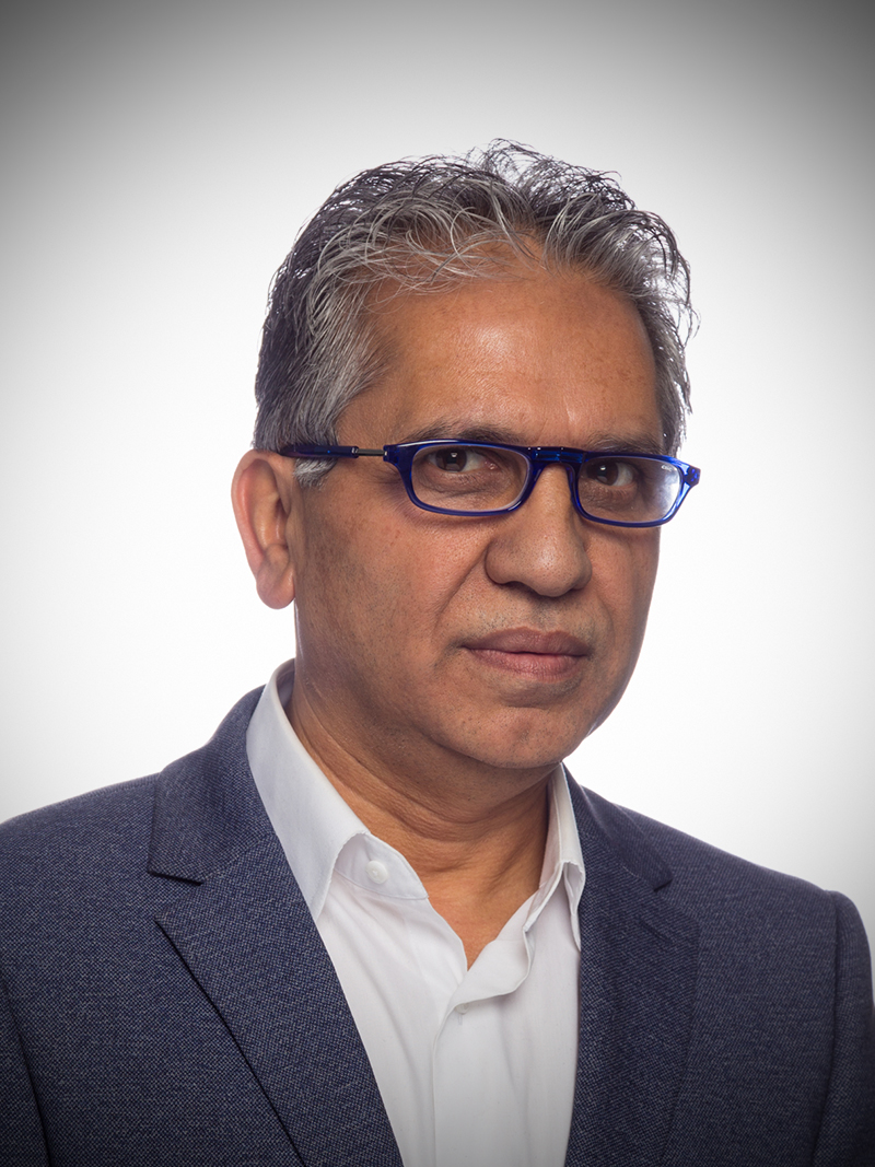 Rudra Pandey, PhD, Founder and Chairman