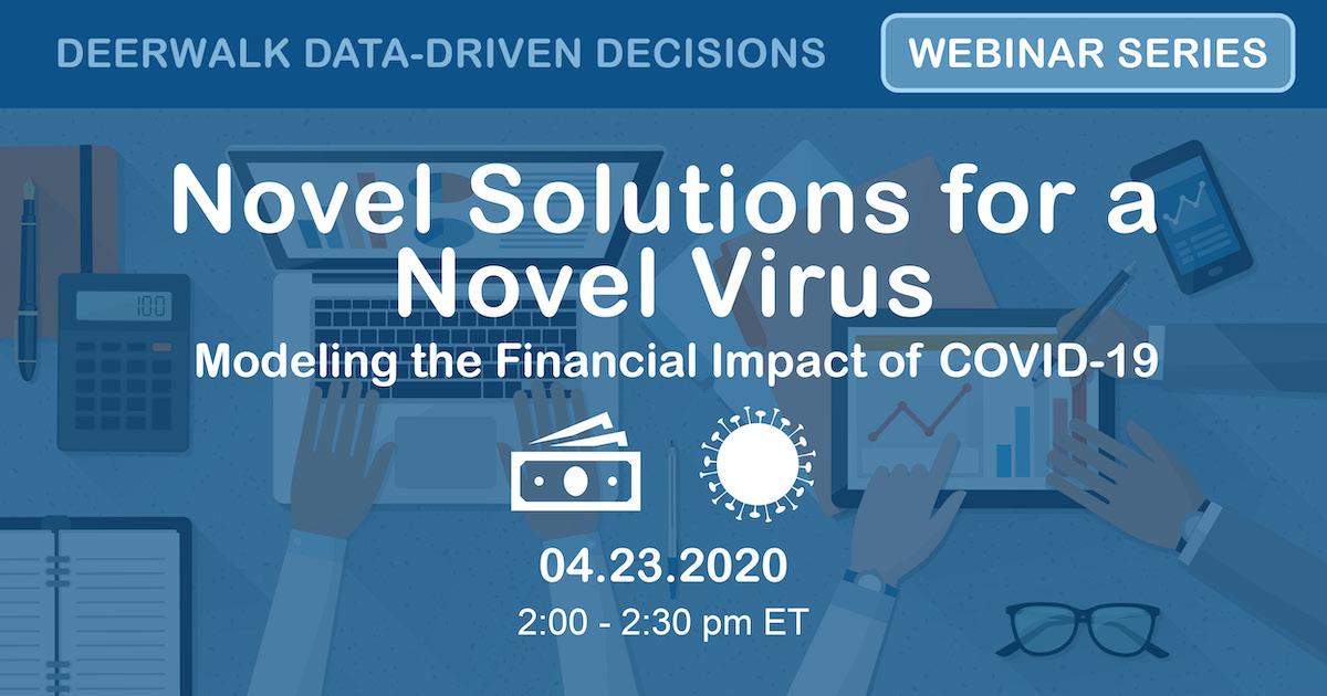 Novel Solutions for a Novel Virus - Modeling the Financial Impact of COVID-19
